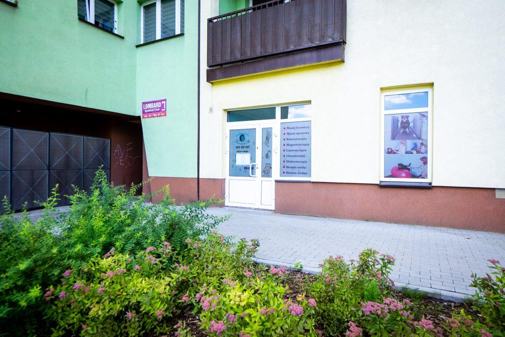 Gabinet rehabilitacji psów i kotów ZooFizjo Śląsk | Dąbrowa Górnicza